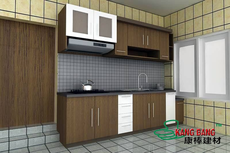 Model Gambar Kitchen Set Furniture Lemari Dan Lansekap Wpc